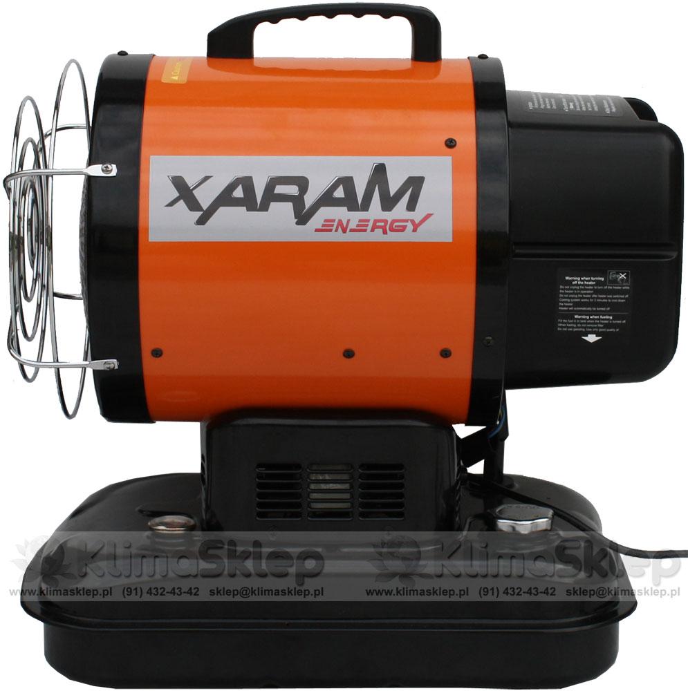 Promiennik olejowy Xaram Energy SF-1 TK