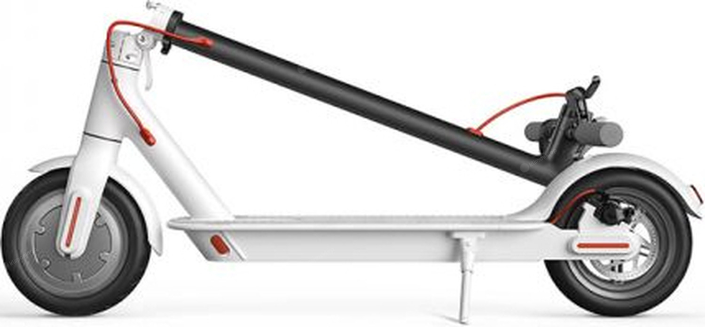 Hulajnoga elektryczna Xiaomi Mi Electric Scooter White o zasięgu do 30km/h